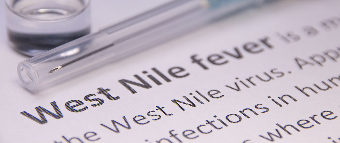West nile fever treatment