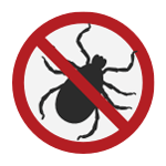 Kills Ticks Icon