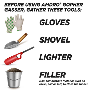 tools for gopher killer