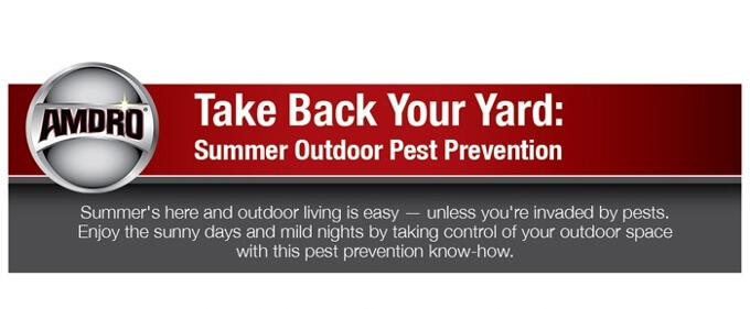 Common Summer Pests by Region